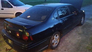 Parting Out 2005 Chevrolet Impala
