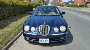 2001 JAGUAR S-TYPE SEDAN FOR SALE