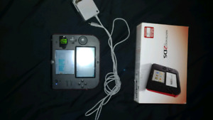2DS with Harvest Moon Skytree Village