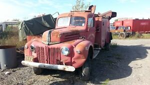 1947 Ford F-550 Other