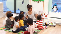 Éducatrice sur appel - On call Early Childhood Educator