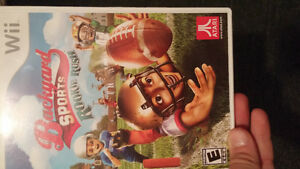 Backyard sports for nintendo wii