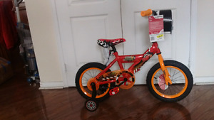 *NEW* Huffy Kids BMX Bike + Training Wheels $80 or best offer