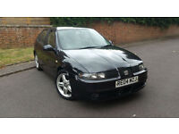 2004 Seat Leon 1.9TDi Cupra +++HUGE SPEC inc FULL LEATHER INTERIOR+++