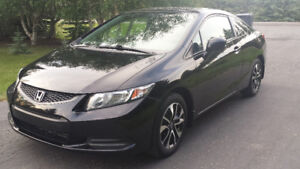ONLY 38000KM - 2013 Honda Civic For Sale Great On Gas