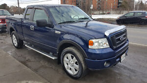 2007 Ford F-150 - 4x4, Loaded