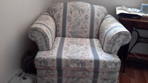 Taken pending pick up - Chair and Love Seat