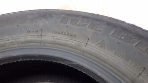 17in All Weather Tires (M+S) Prince George British Columbia image 1