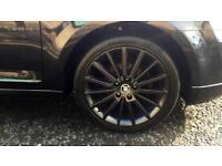 2014 Skoda Octavia 1.6 TDI CR Black Edition 5dr Manual Diesel Hatchback