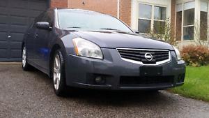 2007 Nissan maxima SE 3.5L v6