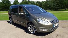 2011 Ford Galaxy 2.0 TDCi 140 Titanium X 5dr Po Automatic Diesel Estate