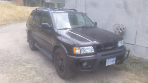 2000 Isuzu Rodeo 4x4  for trade~