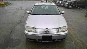 2001 Volkswagen Jetta GLS Sedan