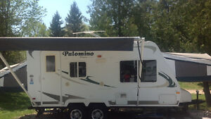 2009 Ultra-Lite Travel Trailer Camping Roulotte Palomino S-195SD