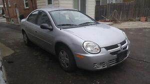 2005 Dodge Neon Sedan E test! Only 178000!!