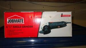 """Jobmate 4.5"""" grinder New"""