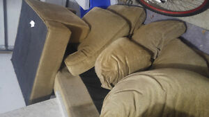 Couch, chair and automan