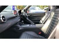2019 Abarth 124 Spider 1.4 T MultiAir - Heated Front Seats - Aerodynamic Auto Ro
