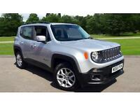 2015 Jeep Renegade 2.0 Multijet Longitude 5dr 4WD Manual Diesel Hatchback