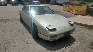 1992 Nissan 240SX LE Coupe (2 door)