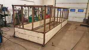 Cattle handling equipment