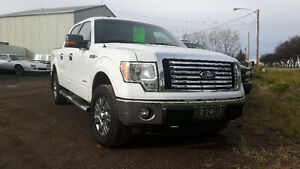 2011 Ford F-150 SuperCrew Eco Pickup Truck