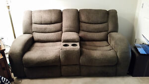 Electric Reclining Sofa and Reclining chair