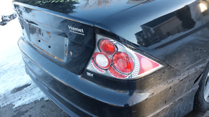 2002-2005 civic coupe tail lights