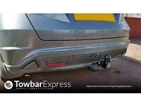 HONDA CIVIC FLANGE TOWBAR (Civic 3 / 5 Door Hatchback th252