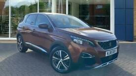 image for 2018 Peugeot 3008 SUV 1.2 PureTech GT Line (s/s) 5dr SUV Petrol Manual