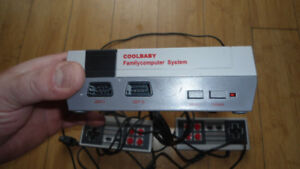nes mini coolbaby 600 game system