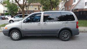 2000 Pontiac Montana Minivan, Van