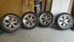 gm rims and tires London Ontario image 2