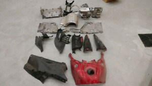 Yamaha Apex Parts *Full part-out*