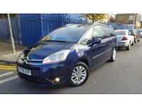 Citroen C4 Grand Picasso 2.0I HDI EXCLUSIVE EGS 138HP