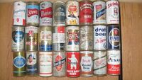 1960s Beer Cans