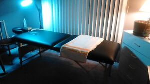 Table a massage portable neuf
