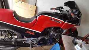 1984 kawasaki gpz900 ninja ~moving sale make offer!