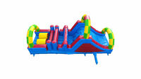 INFLATABLE CASTLES, CARNIVAL GAMES AND PARTY FOODS