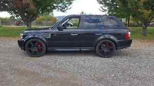 2008 range rover supercharged sport for sale