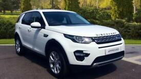 2016 Land Rover Discovery Sport 2.0 TD4 180 HSE 5dr 7seater Automatic Diesel 4x4