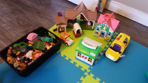 Assorted Play Room Toys