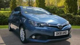 image for Toyota Auris 1.2T Icon Tech TSS 5dr with To Hatchback Petrol Manual