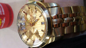 Wittnauer watch Gold color