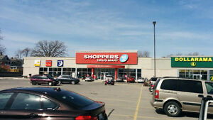 RETAIL/OFFICE SPACE FOR LEASE - NIAGARA FALLS - VICTORIA AVENUE