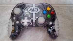 madcatz controller 2.4 ghz witeless and wired ps3, xbox games