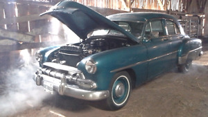 1952 chèv  6   3 speed standard