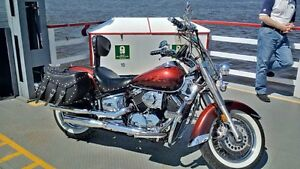 2003 Customized Yamaha V-Star Silverado 1100 West Island Greater Montréal image 1