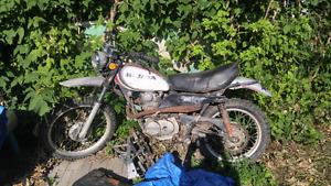250cc honda