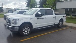 2016 Ford F-150 Lariat Edition - Pickup Truck